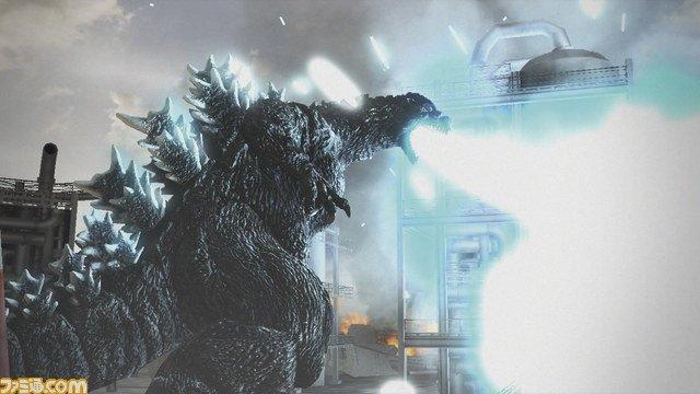 Godzilla para PlayStation 3
