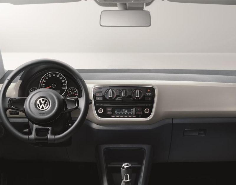 Volkswagen lanza en el Perú su nuevo VW Up!