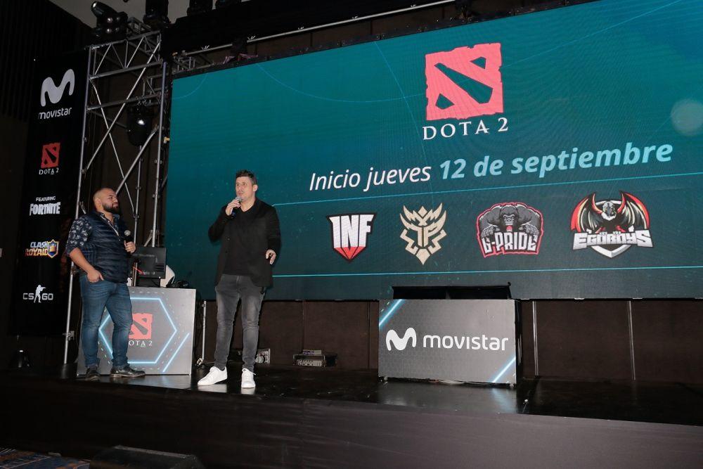 Movistar eSports Perú 1